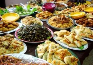 موائد رمضان