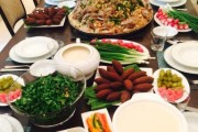 سفرة رمضان بالصور و موائد طعام لافطار رمضان