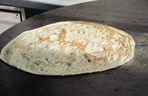 خبز الصاج