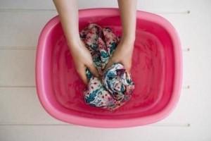 الغسيل اليدوي للملابس
