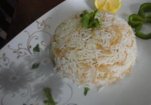 الرز بالشعيرية