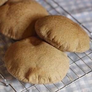 الخبز السوري الاسمر