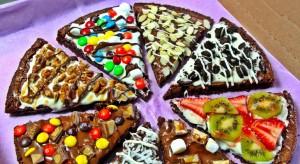 بيتزا الكيك المشكلة