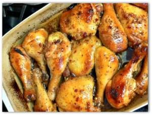 صينية البطاطا بالدجاج