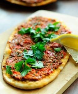 البيتزا التركية