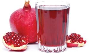 عصير الرمان المركز