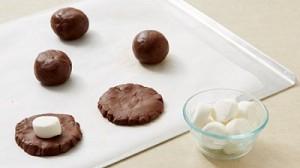 شوكولاتة بالمارشميلو