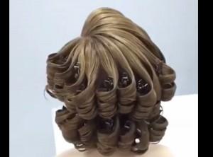 شعر كيرلي بالفير