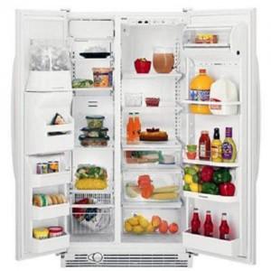 ترتيب الطعام في الثلاجة