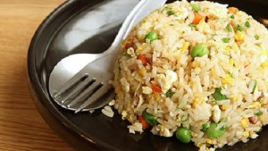 ارز بالخضار و الكاري