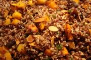 طريقة عمل طبق الكينوا الهندي