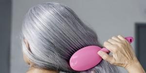 التخلص من الشعر الابيض