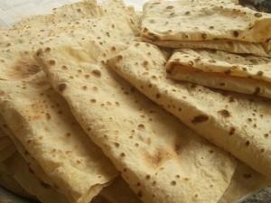 خبز الرقاق الاماراتي