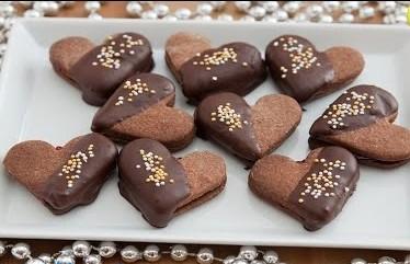طريقه عمل بيتي فور بالشوكولاته