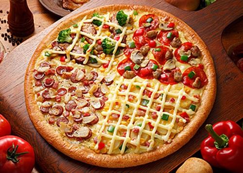 بيتزا كواترو تشيز